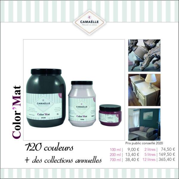 LE NID LN Présentation-ColorMat-Camaëlle