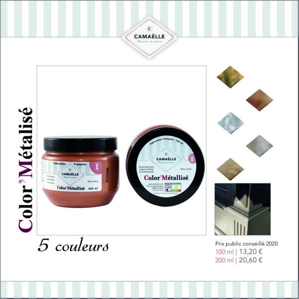 LE NID LN Présentation-ColorMetallisé-Camaëlle-